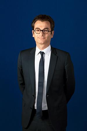 Jérôme Schott docteur en Droit et avocat